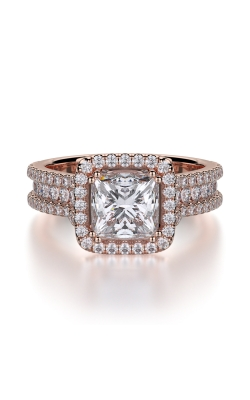 Michael M Engagement ring R466-2 product image