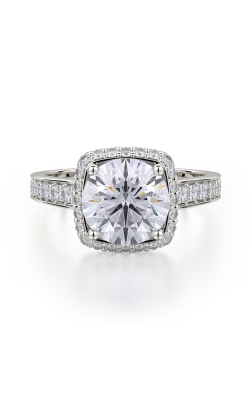 Michael M Crown Engagement ring R700-2 product image