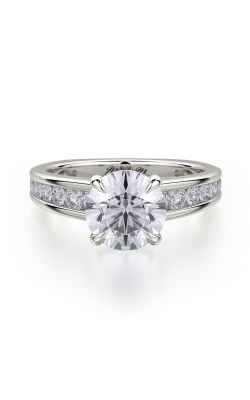 Michael M Crown Engagement ring R705-2 product image