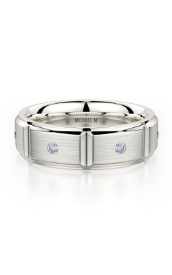 Michael M Wedding band MB-107 product image