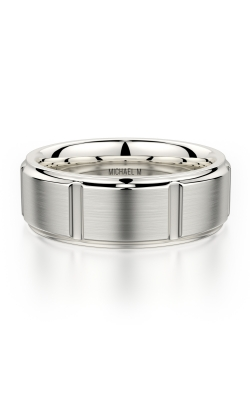 Michael M Wedding Band MB108 product image