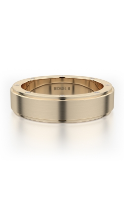 Michael M Wedding band MB116 product image