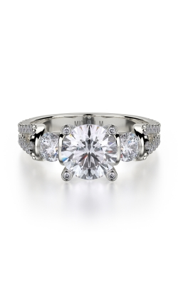 Michael M Europa Engagement Ring R505-1  product image