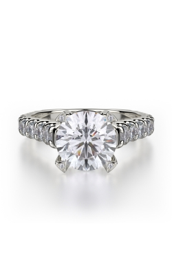 Michael M Stella Engagement ring R655-2 product image