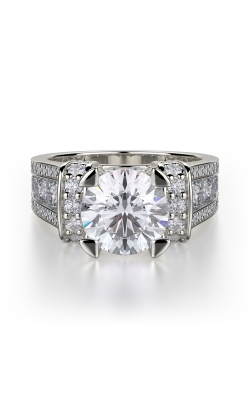 Michael M Strada Engagement Ring R406-2 product image