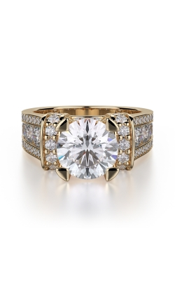 Michael M Strada Engagement ring R406-2 product image