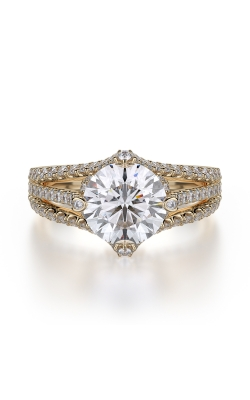Michael M Europa Engagement Ring R439-2  product image