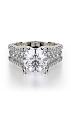 Michael M Strada Engagement ring R455-2 product image