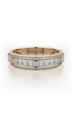 Michael M Wedding band R401SB product image