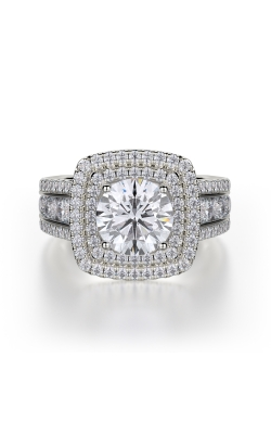 Michael M Loud Engagement ring R720-2 product image