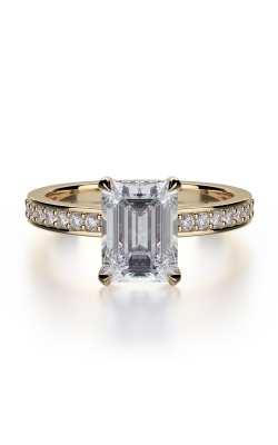 Michael M Bold Engagement ring R723-2 product image