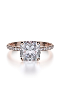 Michael M Crown Engagement Ring R724-1.5 product image