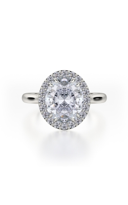 Michael M Bold Engagement Ring R729-2.5 product image
