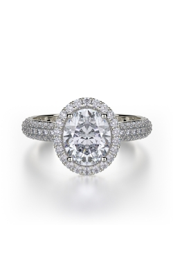 Michael M Engagement Ring R730-2 product image