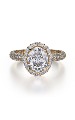 Michael M Defined Engagement Ring R730-2 product image
