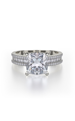 Michael M Strada Engagement ring R671-2C product image