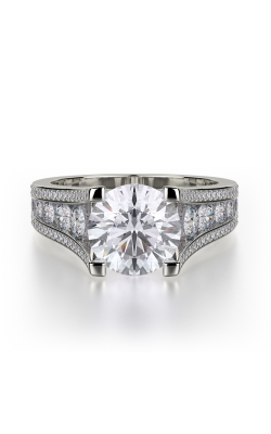 Michael M Loud Engagement ring R735-2 product image
