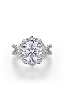 Michael M Engagement Ring R740-2 product image