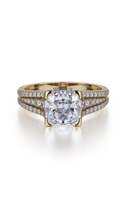 Michael M Loud Engagement ring R744-2 product image