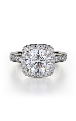 Michael M Love Engagement Ring R378-2 product image