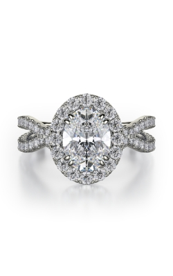 Michael M Love Engagement ring R454-2 product image