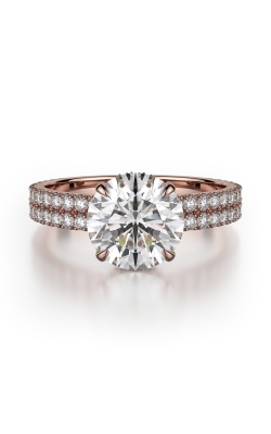 Michael M Engagement ring R747-2 product image