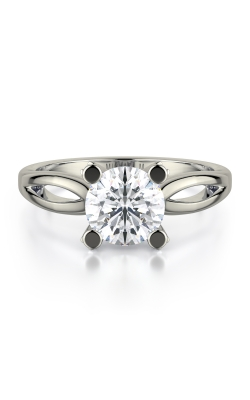 Michael M Love Engagement Ring R521-1 product image
