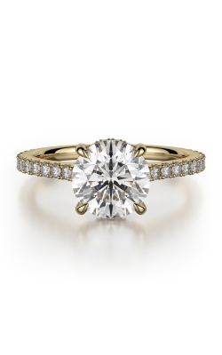 Michael M Crown Engagement ring R749-1.5 product image