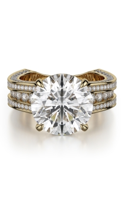Michael M Strada Engagement ring R752-3 product image