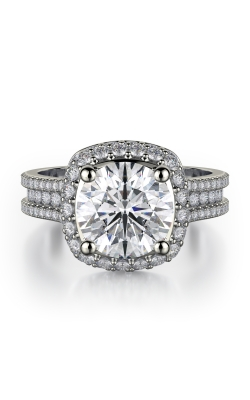 Michael M Defined Engagement ring R755-2 product image