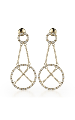 Michael M Fashion Earrings ER274 product image