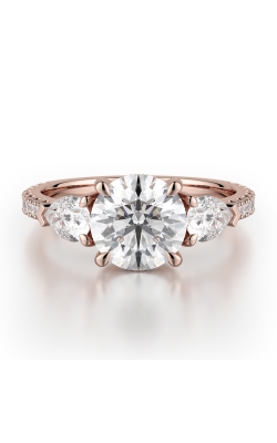 Michael M Engagement ring R758-2 product image