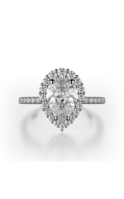 Michael M Defined Engagement ring R739-2PR product image