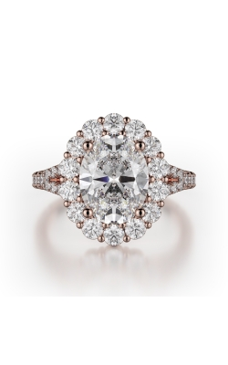 Michael M Defined Engagement Ring R779-2.5 product image