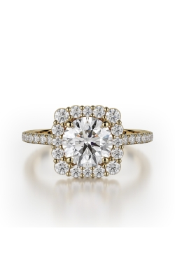 Michael M Defined Engagement ring R785-2 product image