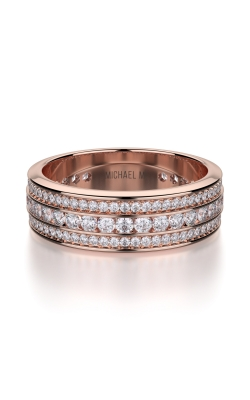 Michael M Wedding Band R323B product image