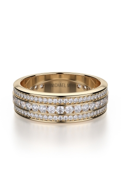 Michael M M Wedding band R323B product image