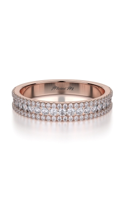 Michael M Wedding Band R396SB product image