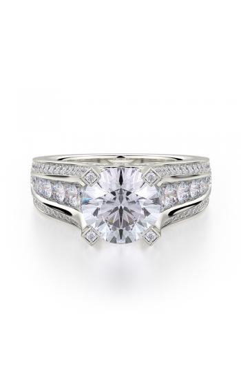 Michael M Stella Engagement ring R416-2 product image