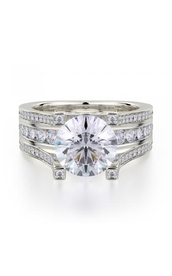 Michael M Stella Engagement ring R410-2 product image
