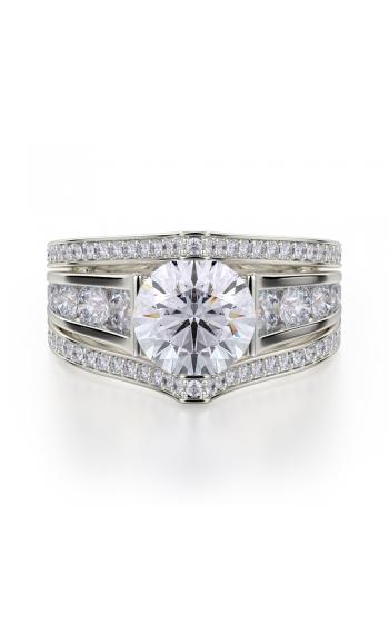 Michael M Stella Engagement ring R417-2 product image