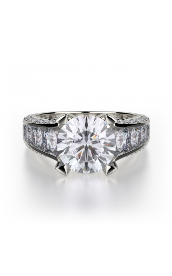 Michael M Stella Engagement ring R388-2 product image
