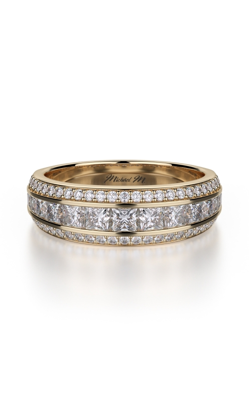 Michael M Princess Wedding band R401B product image
