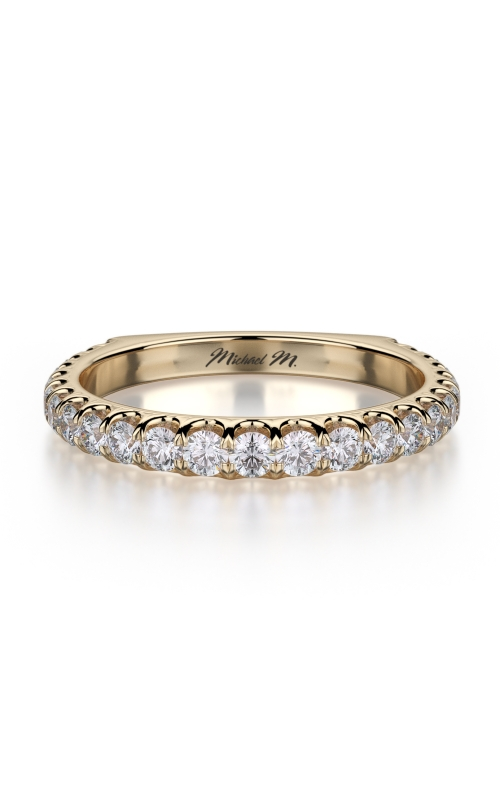Michael M Europa Wedding band R655SB product image