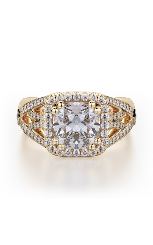 Michael M Princess Engagement ring R657-2 product image