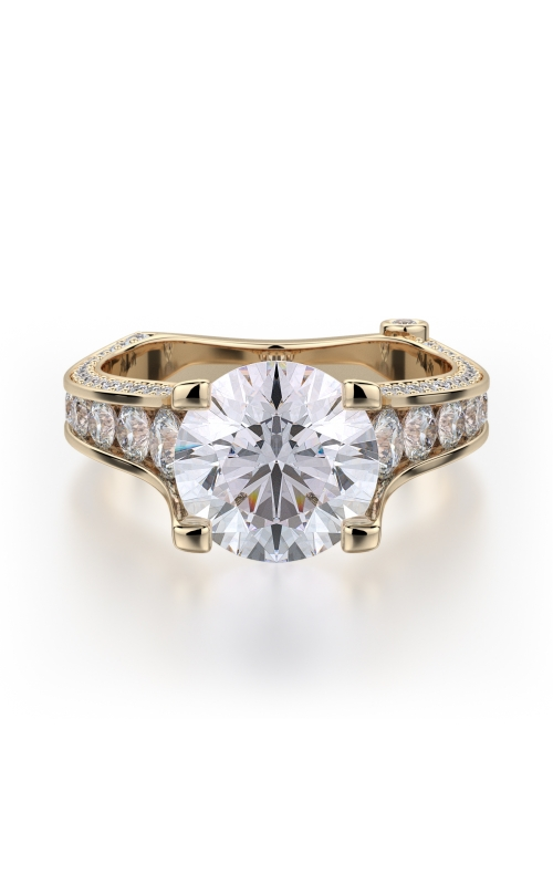 Michael M Strada Engagement ring R675-2 product image