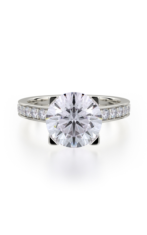 Michael M Crown Engagement ring R701-2 product image