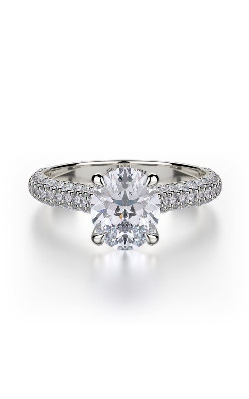 Michael M Engagement ring R708-2 product image