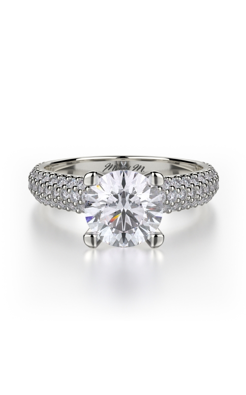 Michael M Crown Engagement ring R710-1.5 product image