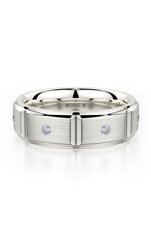Michael M Wedding band MB107 product image